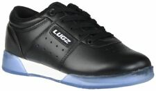 Lugz Force Men's Athletic Low-Cut Skate Black Sneakers Shoes MFORCLV-092 Sz 10M