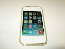 Apple iPhone 4 - 8GB - White UNKNOWN CARRIER A1349 (CDMA)