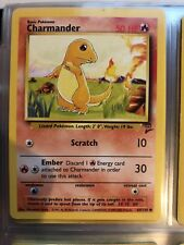 Pokemon Card - Charmander