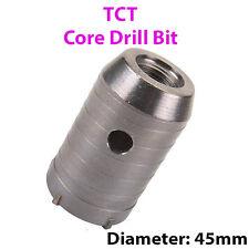 Mm (W) TCT Nucleo Drill Bit-FORO Circolare cutter-Per Muratura Cemento