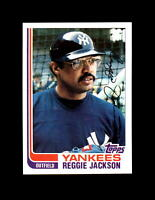 1982 Topps #300 Reggie Jackson NM-MT or Better Vintage Card
