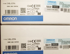 1PC NEW Omron Guard Lock Safety-door Switch D4BL-2CRA
