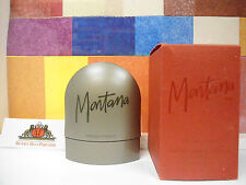 VINTAGE MONTANA PARFUM D'HOMME AFTER SHAVE SOOTHER 2.5 OZ / 75 ML NEW IN BOX