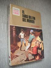 El faro del fin del mundo - Colección Historias Color de Bruguera (1978)