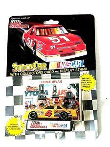 1991 Racing Champions 1:64 Die Cast NASCAR #4 NEW Ernie Irvan Chevy Lumina Kodak