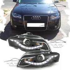 LED HEADLIGHTS DAYLIGHT DARK FOR AUDI A3 8P 8PA 03-08 NEW LAMPS