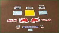Marc Marquez Helmet Decals Stickers Complete Sponsor Race Shoei High Quality Kit