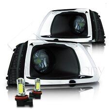 For 2014-2016 Subaru Forester XT Fog Lights w/Wiring Kit & COB LED Bulbs - Smoke
