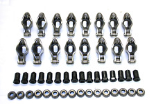 Chevy 350 383 400 Sbc Pro Stock Self Aligning Roller Tip Rocker Arm 38 16 R