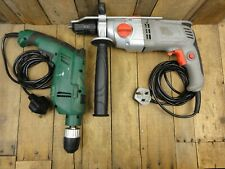 2x Corded Hammer Drills Wickes 1050W ~ Good working Order