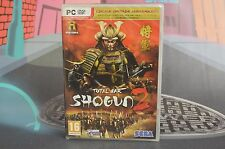 Shogun 2 Total War Edition Limited Release Version Spanish PC