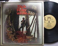 Country Lp Dick Feller Dick Feller Wrote… On Ua