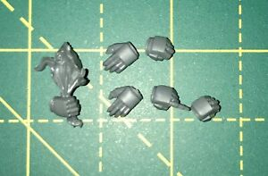 Grey Knight Strike Squad Hands Warhammer 40K Space Marine Bits