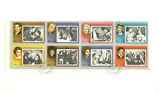 A set of 8 different postage Stamps from Fujeira Movie memorabilia .