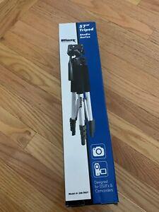 57 Inch Portable Camera Tripod Stand for All DSLR Cameras