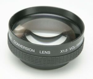Sony Tele Conversion Lens 1.5x VCL-1546A With 46mm Thread. Made In Japan. Clean.