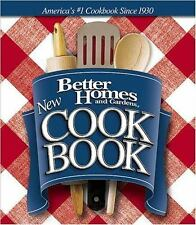 New Cook Book Better Homes and Gardens Test Kitchen