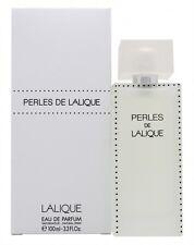 LALIQUE PERLES EAU DE PARFUM EDP 100ML SPRAY - WOMEN'S FOR HER. NEW
