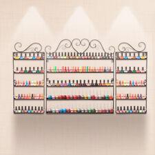 3pcs Nail Polish & Perfume Display Organizer Stand Wall Holder Cosmetics Rack US