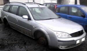 FORD MONDEO GHIA X TDCi 130BHP 2.0 2003 ESTATE: Wheel nut + other for sale