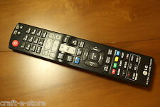 GENUINE NEW LG BLU-RAY DISC HOME THEATER Remote Control AKB73275502