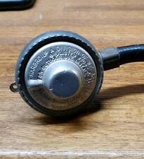 CHARBROIL PROPANE BBQ GRILL GAS VALVE REGULATOR AND HOSE M-10 PRE-OWNED
