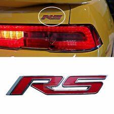 OEM Trunk RS Lettering Emblem Point Logo Badge for CHEVROLET 2014-2015 Camaro