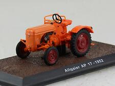 Allgaier AP17 1952 Traktor 1:32 Atlas Modellauto 026