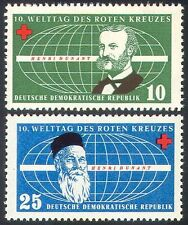 Germany Medical & Red Cross Postal Stamps