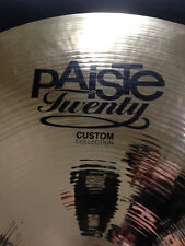 "Paiste Twenty Series 20"" Full Crash Cymbal"