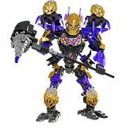 Onua Terak Bionicle Uniter Of Earth Figures Building Brick Block Toys Mask New