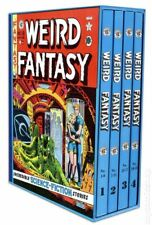 Weird Fantasy HC The Complete EC Library #SET-01 VG 1980 Stock Image