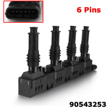 Ignition Coil Pack For Vauxhall/Opel Astra Agila Corsa Meriva Tigra 1.2L Petrol