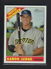 2015 Topps HERITAGE Minor League Short Print *** AARON JUDGE SP # 224  MINT