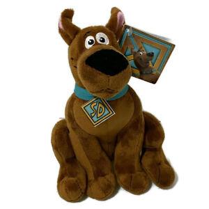 "Warner Bros Scoob! Scooby-Doo Plush Dog 7"" Sitting"