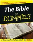 The Bible For Dummies - Paperback By Geoghegan, Jeffrey - GOOD