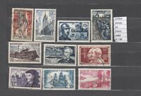 STAMPS LOT FRANCE USED (L23956)