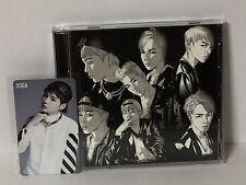BTS Danger JAPAN Photo Card + CD+DVD Type-A Ltd ed (Japanese ver.) / SUGA