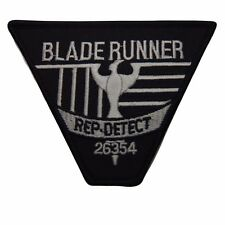 Blade Runner Rep-Detect Embroidered Patch