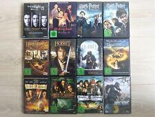 DVD Sammlung: Fantasy Abenteuer Filme Paket / King Kong, Tintenherz, Hobbit,...