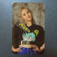 Mia - Official Photocard Everglow 2nd Single Album HUSH Kpop Genuine