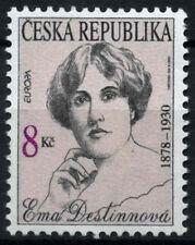 Czech Republic 1996 SG#130 Europa, Famous Women MNH #D53259