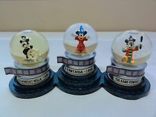 Walt Disney World Mickey Mouse Set - Water Globe - Great Shape