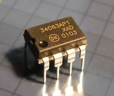 5x mc34063ap1 dc to DC Converter Controller, on Semiconductor