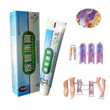 Natural Chinese Herbal Medicine Varicose Veins Ointment Cream Relieve Vasculitis