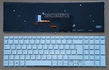 FOR SONY VAIO SVF15215CLB SVF15215CL Keyboard Backlit Whit Latin Spanish Teclado
