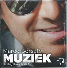 MARCO BORSATO ft Bag2Bank & Ali B - Muziek CD SINGLE 2TR CARDSLEEVE 2013