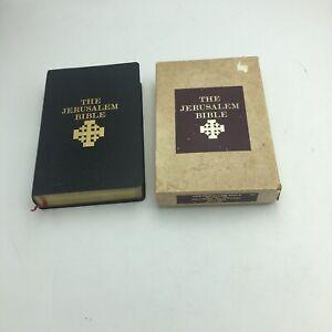 The Jerusalem Bible 1966 Thin -Paper Edition Doubleday