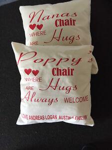 personalised cushions  Australian made