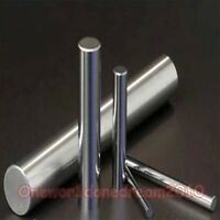 1x 99.9999% Purity Pure Tungsten W Solid Round Rod Bar Diameter 5mm Length 150mm